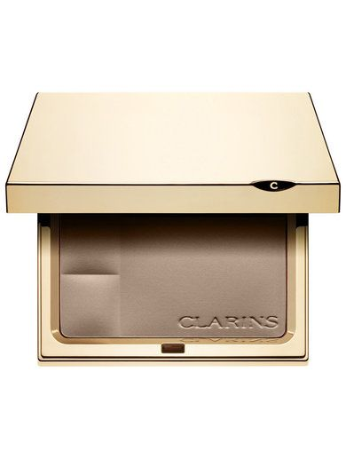 Clarins Pudry 03 - transparent warm Puder 10.0 g