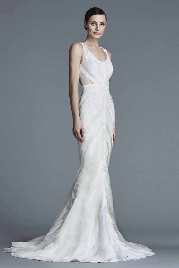 J. Mendel Bridal Spring 2016 - Collection - Gallery - Style.com