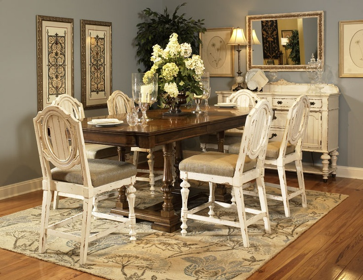 Fairmont designs east providence collection dining room for Fairmont designs dining room