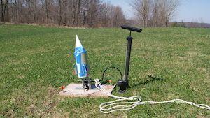 nasa water rocket launcher plans - photo #30