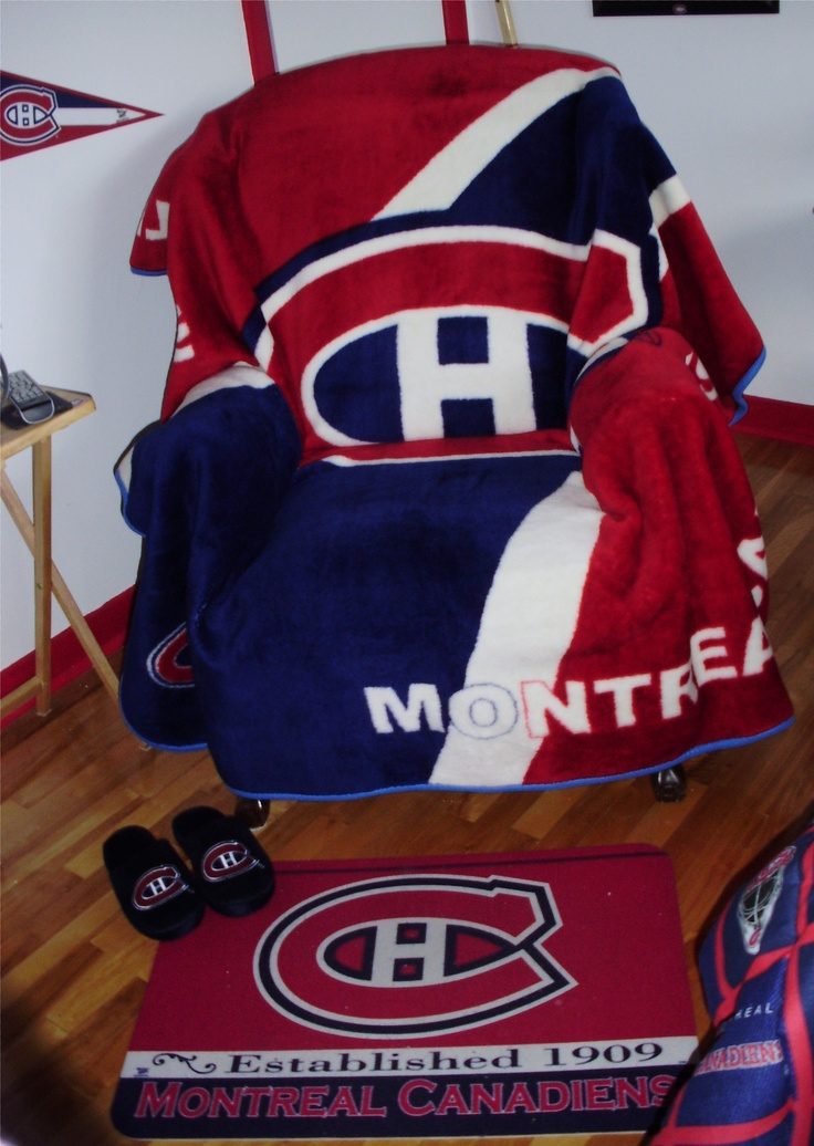 Montreal Canadiens Room