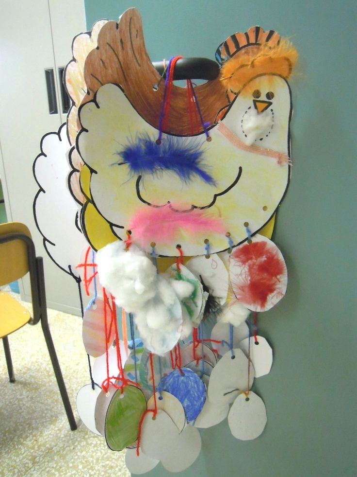 Le galline Sbadatine del laboratorio di Arte e... - Creando si cresce e crescendo si crea