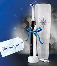 Szczoteczka elektryczna Oral b Braun na prezent! http://spadental.pl/braun-oral-b