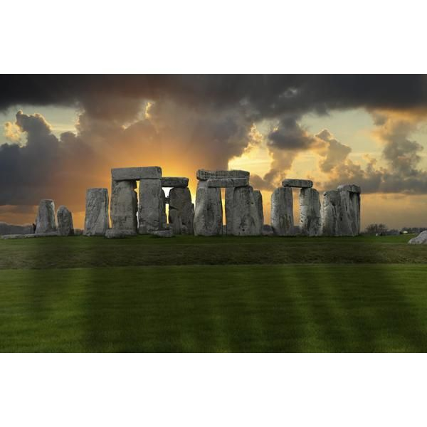 Mysterious Places Stonehenge: 27 Best Unusual Maps Images On Pinterest