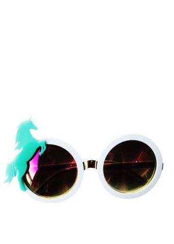 i need these in my life. forget my rainbow ones! i've been looking for round sunglasses anyways