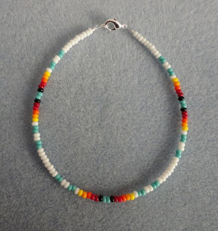 White +Turquoise Anklet,Ankle Bracelet Native American in Jewelry & Watches, Ethnic, Regional & Tribal, Native American | eBay