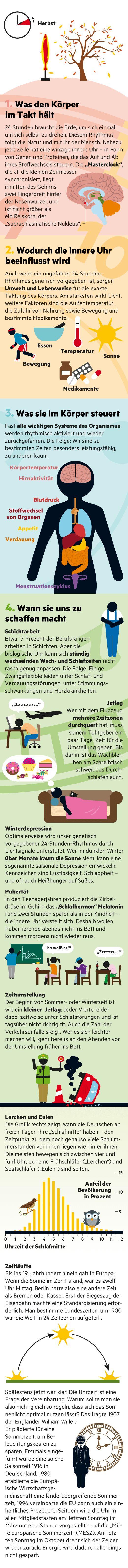 Zeitumstellung: Wann werden die Uhren wieder umgestellt? | STERN.de