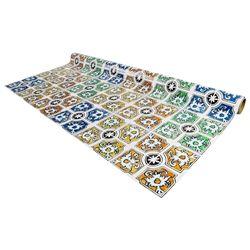 Cabanaz Spanish Mozaics Tafelzeil