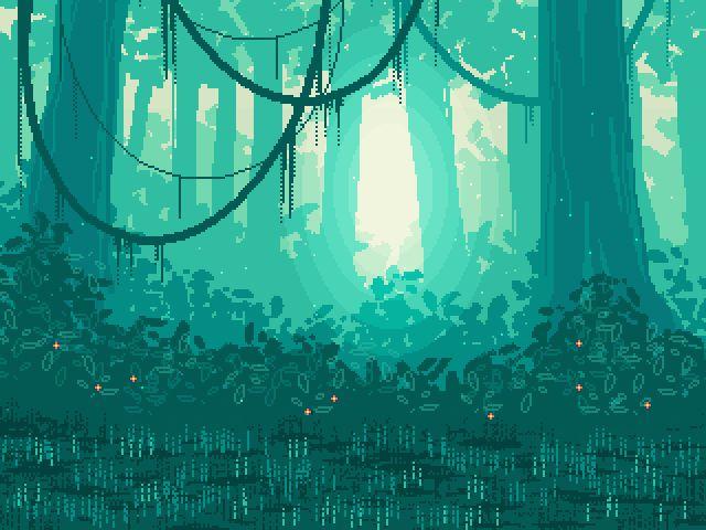Fulifuli's portfolio Portfolio : Pixel Art                                                                                                                                                      Más