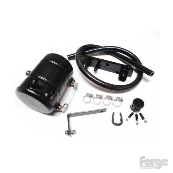 Forge Motorsport Oil Catch Tank System for 2.0T FSI without Charcoal Filter