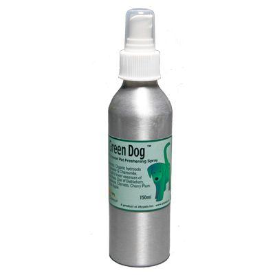 Green Dog™  Pet freshening spray