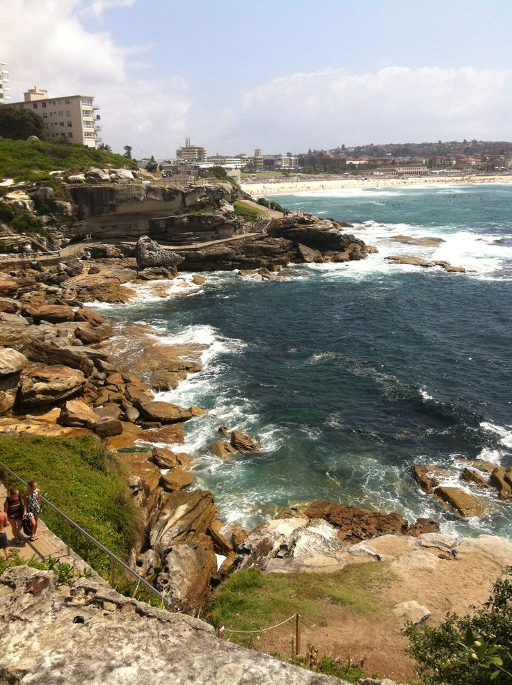 Eastern beaches cliff top walk. (Bondi to Coogee) Amazing view the whole way round!