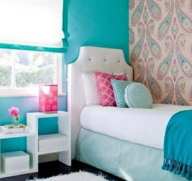 Blue Room Dream Rooms Em 2019 Girl Bedroom Designs