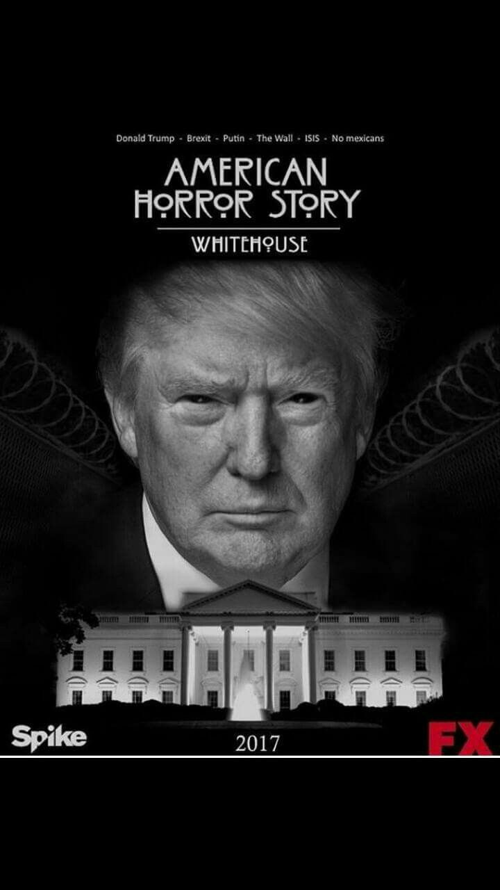 True tales of horror, and he hasn't taken the oath yet....btw Russia helped get him elected. Hope you're happy with the direction of the country now tRump voters? How you like him now? Four years to go.