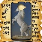 White Horses 1 HTC One X Case Full Wrap #HTCOne #HTCOneX #PhoneCase #HTCOneCase #HTCOneXCase