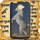 White Horses 1 HTC One X Case Full Wrap #HTCOne #HTCOneX #PhoneCase #HTCOneCase #HTCOneXCase