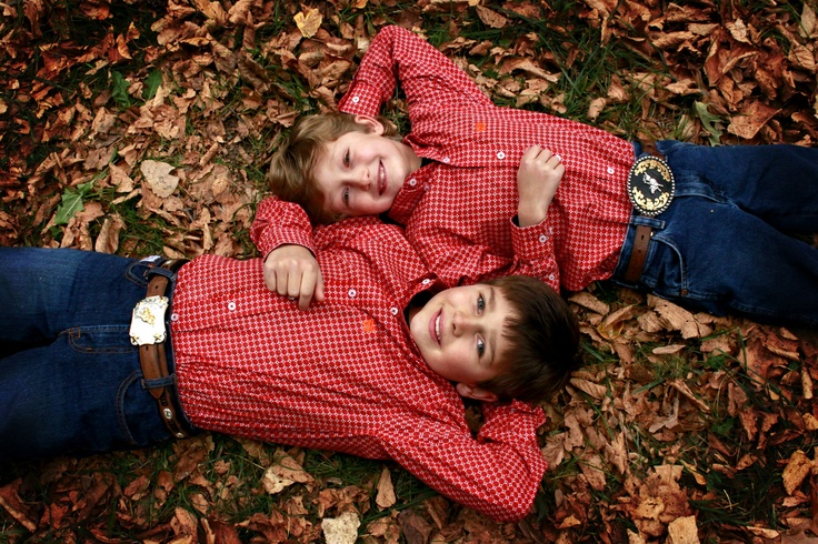 Cole and Connor | brothers | western family photos | Laura C. Photography 2012