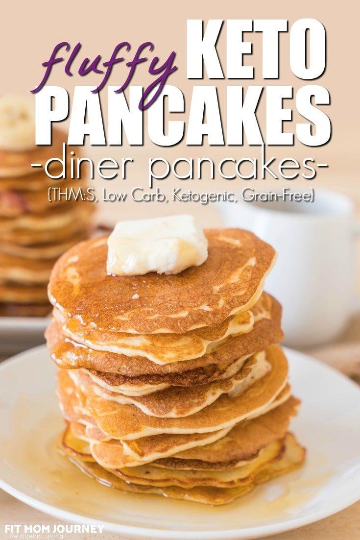 Fluffy Keto Pancakes Lupin Flour Pancakes Fit Mom Journey Recipe Keto Pancakes Recipes Low Carb Breakfast Recipes