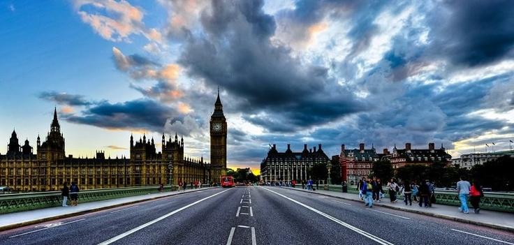 London, my fav city ❤