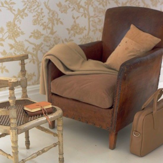 Celia Rufey Answers Your Fabric And Upholstery Questions. Armchairs UkSmall  ArmchairsSmall Leather ChairsFabric ...