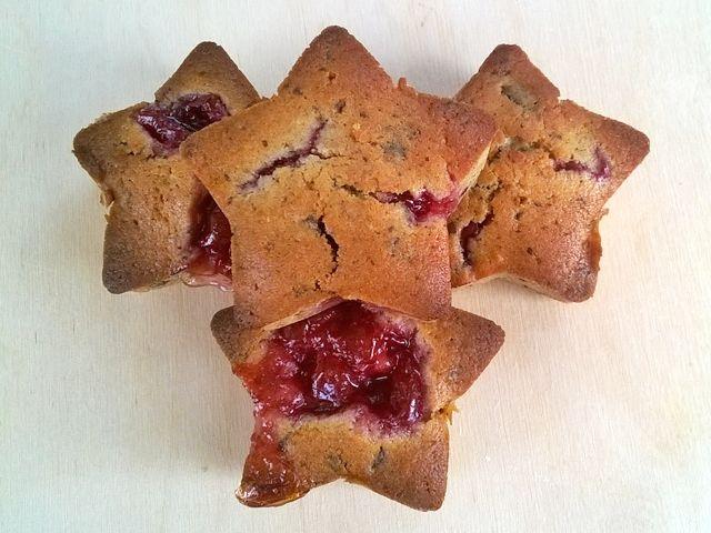 Cseresznyelekváros, csokis muffin - Receptek | Ízes Élet - Gasztronómia a mindennapokra