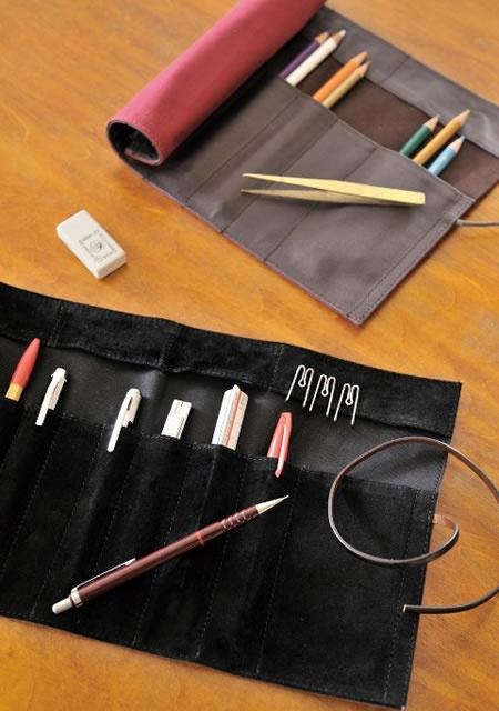 Pencil/Pen Case/Scroll