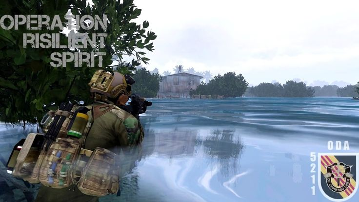 ArmA 3 US Army Special Forces - Operation Resilient Spirit Teaser Trailer - ODA 5211