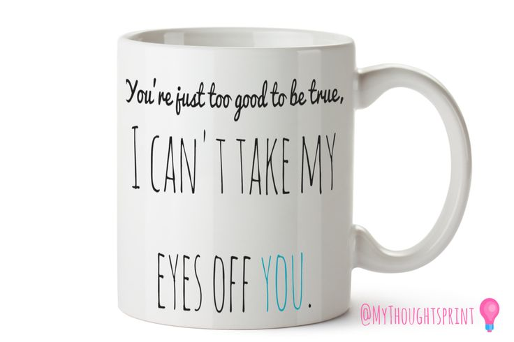 A personal favourite from my Etsy shop https://www.etsy.com/uk/listing/478881107/frankie-valli-mug-cant-take-my-eyes-of