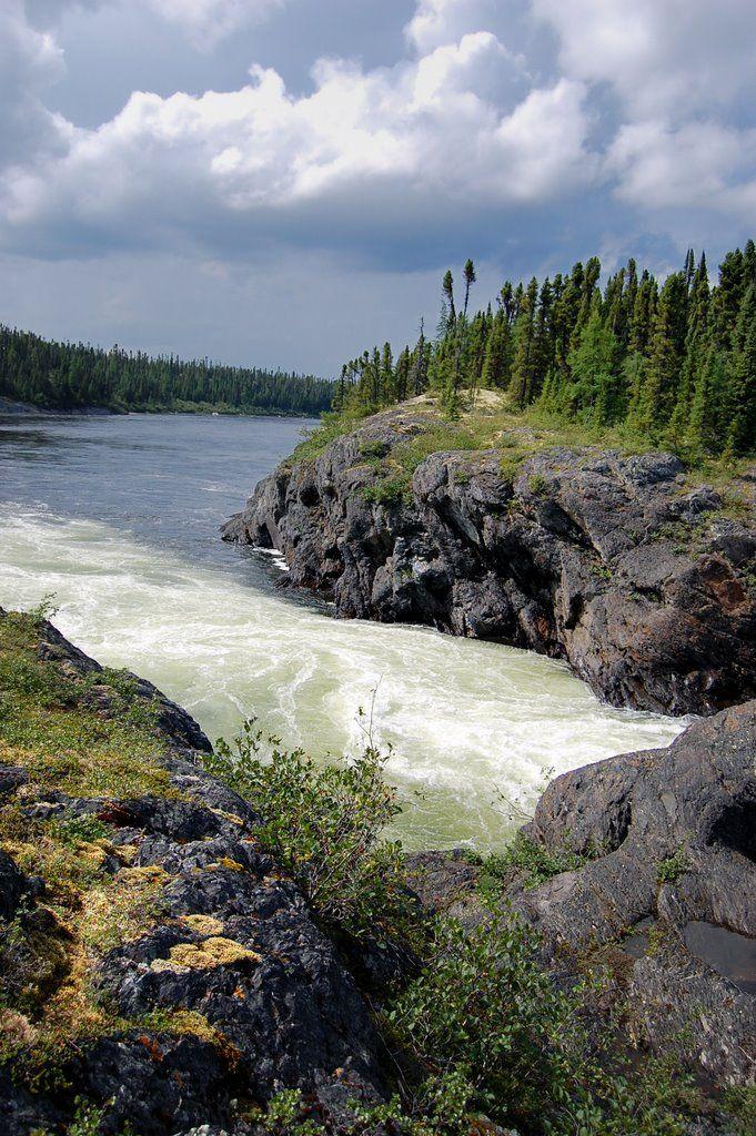 Rivière Swampy Bay