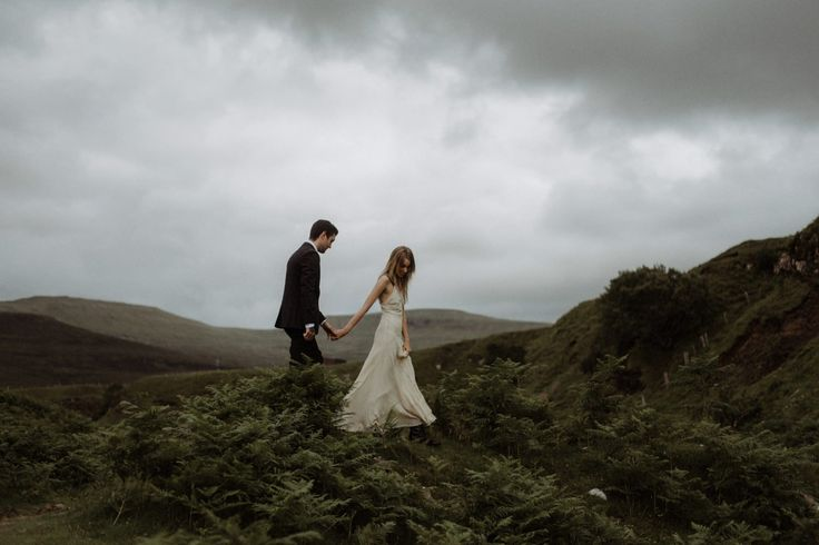 Elopement on Isle of Skye // The Kitcheners