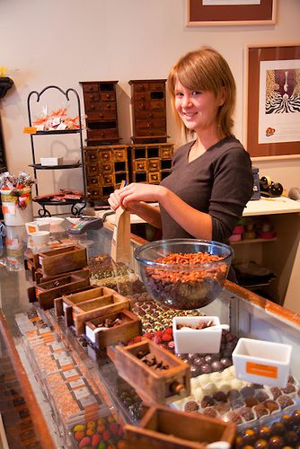 Schoc Chocolate, Greytown, Wairarapa region, North Island, New Zealand | Douglas Peebles