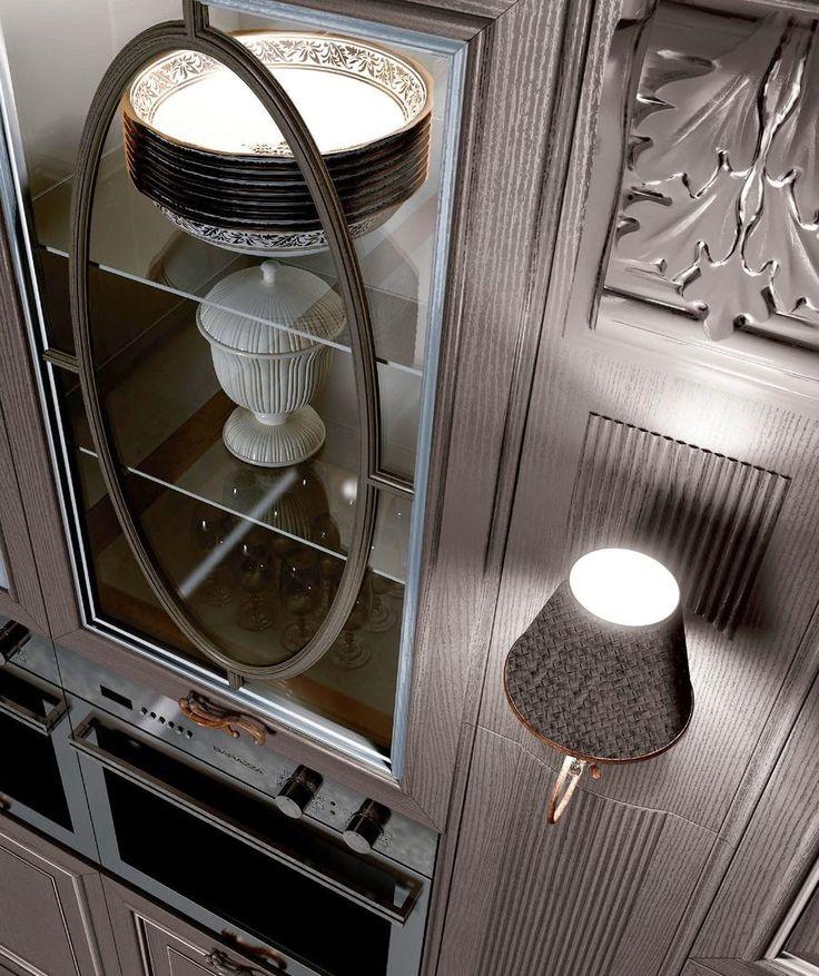 дневник дизайнера: MODA DAIMOND - роскошный дизайн кухни в классическом стиле!