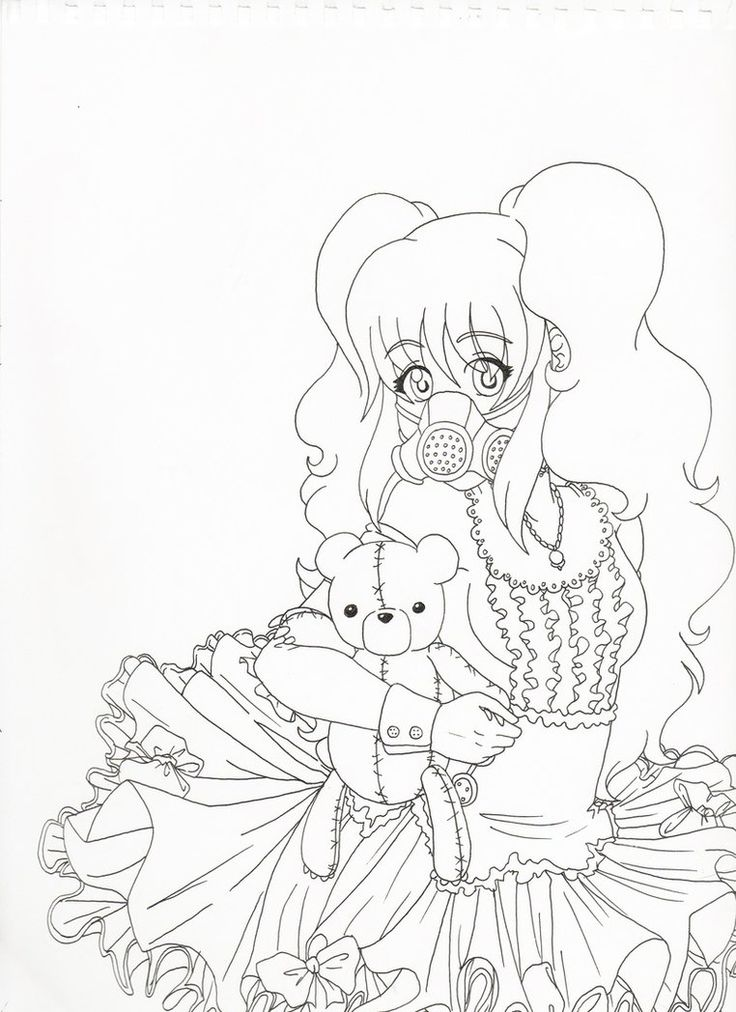 victorian steampunk coloring pages - photo#6