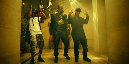 R.Kelly, Lil Wayne & Birdman join forces for their new video 'We Been On'. This was featured on the Rich Gang compilation album, which is out now. Directed by Hannah Lux Davis. Related Posts R.Kelly, Birdman & Lil Wayne – We Been On (3) N.O.R.E. Ft Lil Wayne, Ja Rule & Birdman – She Tried [...]