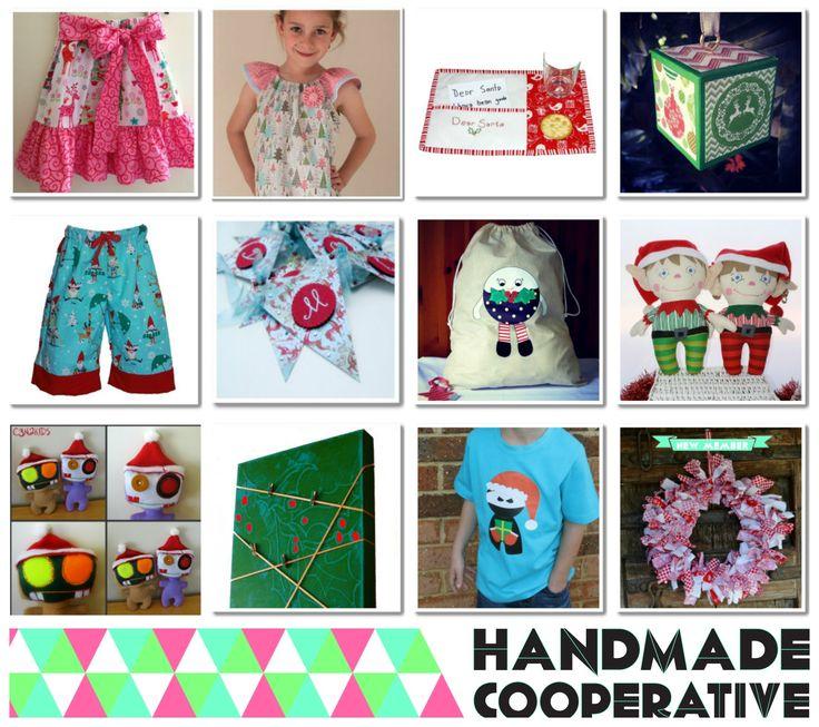{Desk the Halls} Lets Party Shopping Guide.  http://handmadecooperative.blogspot.com.au/2013/10/deck-halls-lets-party.html