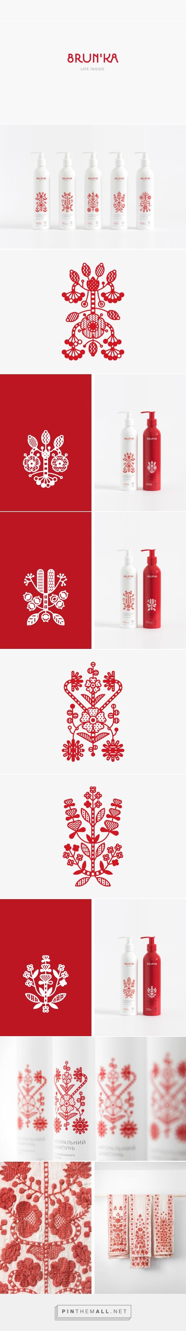 Brun'ka on Behance... - a grouped images picture - Pin Them All