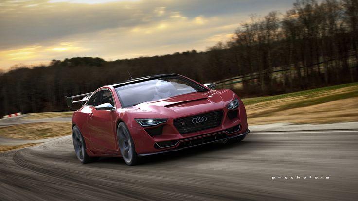 Audi R4.