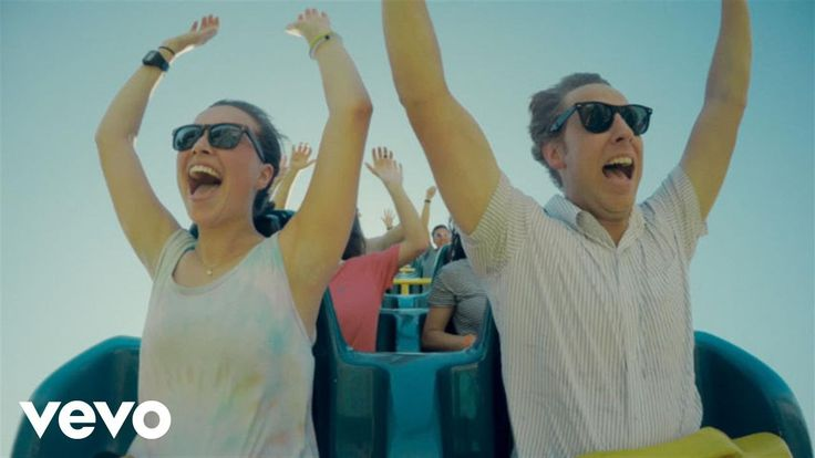 "Ben Rector - Brand New. Great running song and great video too (""because rollercoasters"")"
