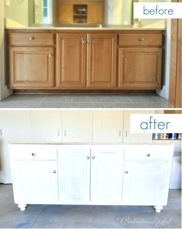 Image Result For Redo Bathroom Vanity Diy Kitchen Renovation Kitchen Renovation Diy Kitchen