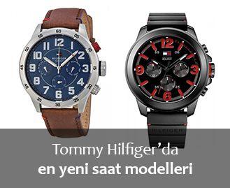 Tommy Hilfiger Kol Saatleri