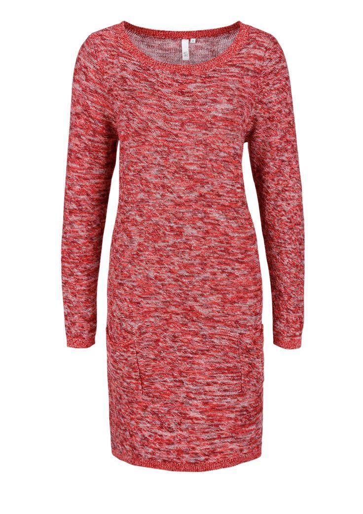 Strickkleid Jetzt bestellen unter: https://mode.ladendirekt.de/damen/bekleidung/kleider/strickkleider/?uid=ca41b859-1515-5ff6-8a92-dd70706d919d&utm_source=pinterest&utm_medium=pin&utm_campaign=boards #strickkleider #damen #casual #kleider #bekleidung