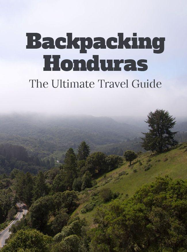 No dejes que la mala reputación de Honduras te impida visitar. Honduras es un país hermoso con muchas cosas (baratas)