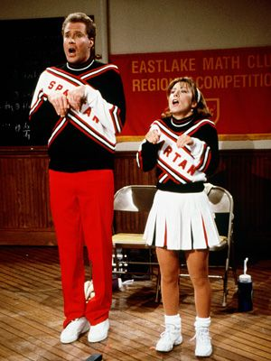 My name is Craig, I did drugs once. I am a Spartan, so check me out! Holy crap this is what our HS cheerleaders looked like!