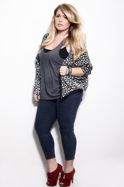 Fashionable Plus Size  Clothes For Women  http://theuniqueyou.net/plus-size-woman-s-clothing.html