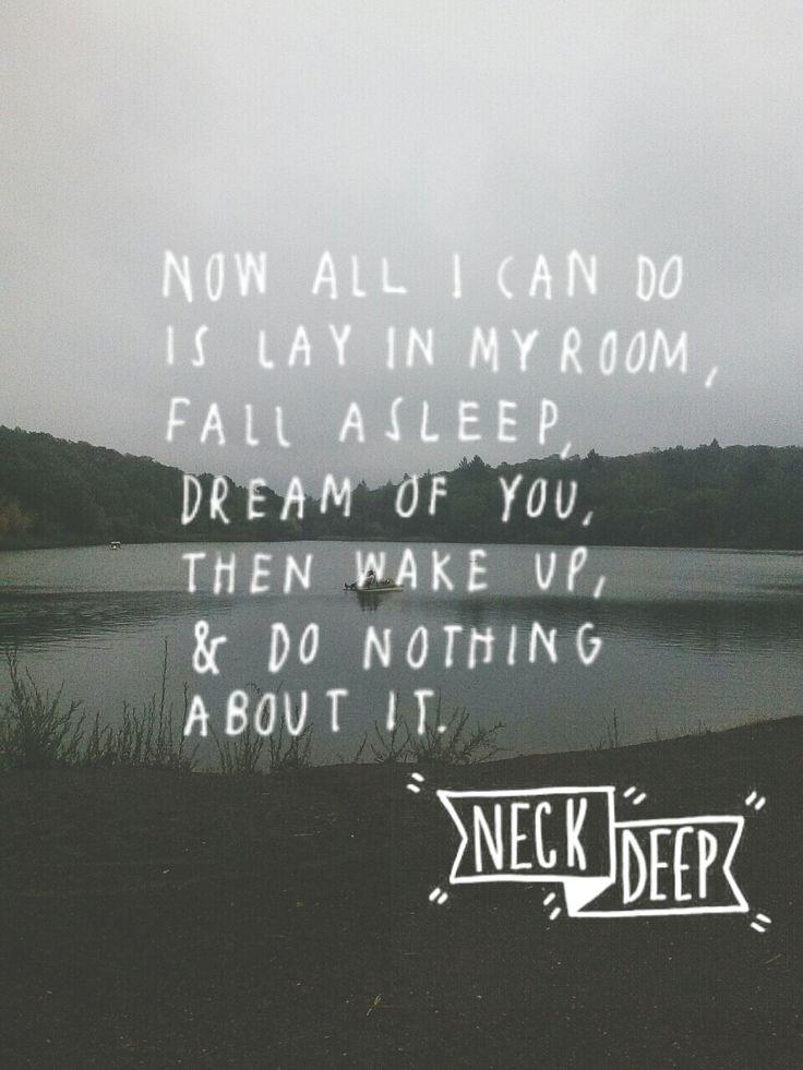 60 best Neck Deep images on Pinterest   Lyrics, Music lyrics and ...