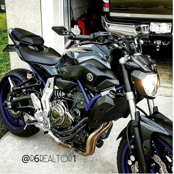 "307 Likes, 12 Comments - Jason Chodakowsky (@r6realtor1) on Instagram: ""The old fz! #led #fz07 #mt07 #fz09 #happy #motorcycle #sportbikelife #exhaust #yamaharacing #yamaha…"""