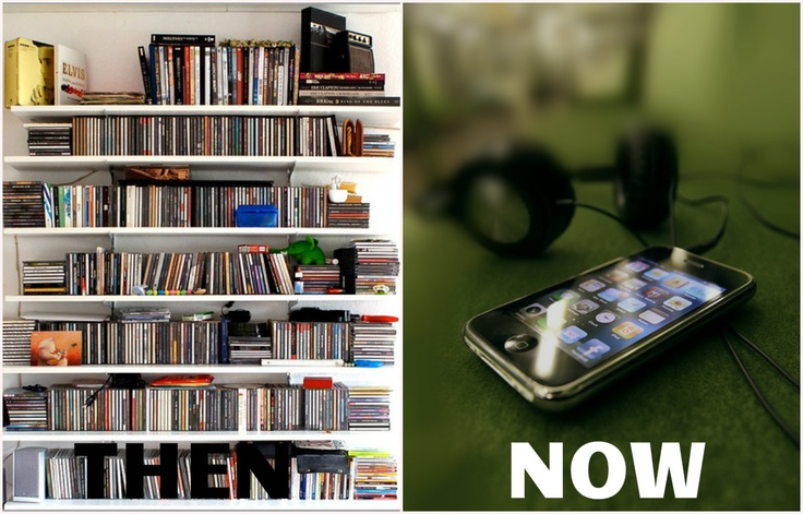 Music collections: Then & Now: Music Collections, Arts, Dream Studios