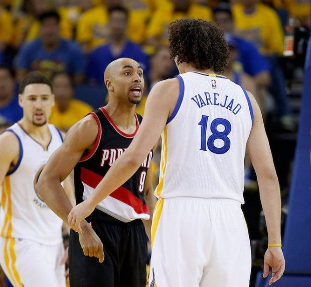 NBA Playoffs 2016: Trail Blazers vs. Warriors LIVE SCORE UPDATES and STATS, Game 2 (5/3/16)