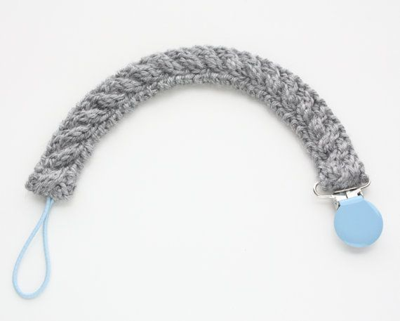 Baby pacifier clip - someone make me this for next pacifier baby?