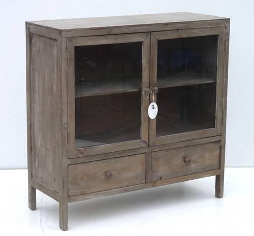 Meuble etagere placard style ancien en bois vaisselier for Vendeur meuble
